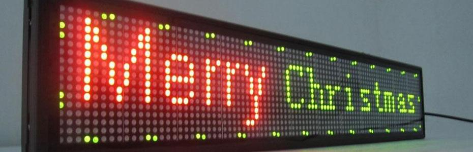 biển quảng cáo led điện tử